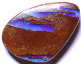 29.99 carats Boulder  Pipe Opal Cut Stone ANO-2622