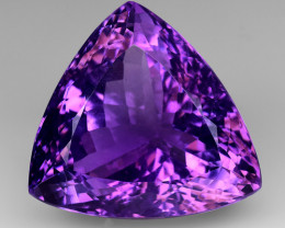 43.01Ct Amethyst Excellent Cut Top Quality Gemstone.AT20