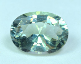 12.38 Carat Green Feldspar Gemstone