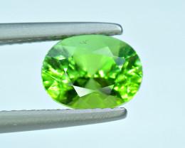 2.17 Carat Green Tourmaline Gemstone