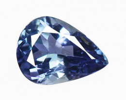*NoReserve*Tanzanite 0.94 Cts Rare Violet Blue Color Natural Gemstone