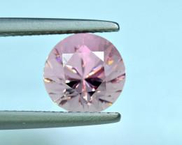 2.62 Carat Pink Tourmaline Gemstone