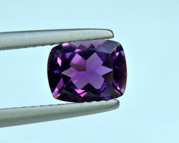 1.060 Carat Rare Violet Purple Scapolite  Gemstone @Afghanistan