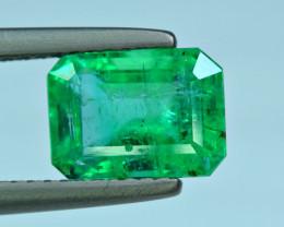 2.15 Carat Precious Panjshir Emerald Gemstone@Panjshir Afghanistan
