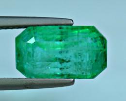 6.71 Carat Precious Panjshir Emerald Gemstone@Panjshir Afghanistan