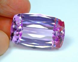 Flawless 73.21 Carat Pink Kunzite Gemstone