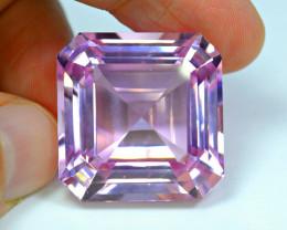 Flawless 93.76 Carat Pink Kunzite Gemstone