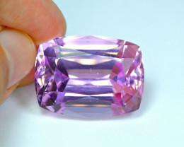 Flawless 74 Carat Pink Kunzite Gemstone