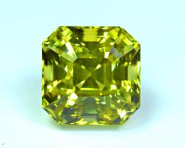 Flawless 51 Carat Canary Color Kunzite Gemstone
