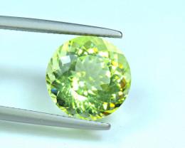6.89 Carat heliodor Gemstone
