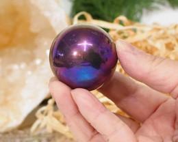 Titanium Crystal Sphere NR38