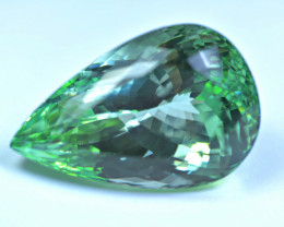 155 Carat Light Green Kunzite Gemstone