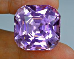 Flawless 64.49  Carat Pink Kunzite Gemstone