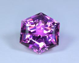 Flawless 55.8 Carat Pink Kunzite Gemstone