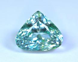 62.90 Carat Light Green Kunzite Gemstone