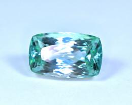 33.88 Carat Light Green Kunzite Gemstone