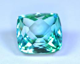 48.65  Carat Light Green Kunzite Gemstone