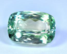 56.63 Carat Light Green Kunzite Gemstone