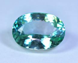 31.88 Carat Light Green Kunzite Gemstone