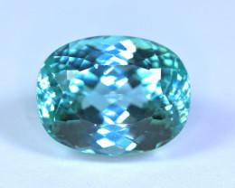 33.68 Carat Light Green Kunzite Gemstone