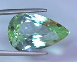 25.47 Carat Light Green Kunzite Gemstone