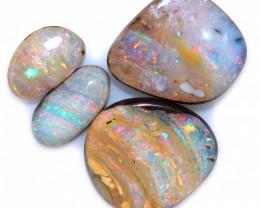 18.80 Cts Parcel 4  Australian Boulder  Opals   FE 710