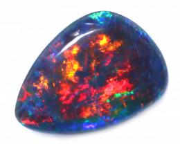 5.40 Cts Top Gem Grade Australian Triplet Opal  FE 815