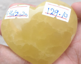 645.5 Carats Natural Lamon Calcite From Africa