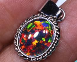 6.15CTS   MAN MADE  PENDANT   RJA-1644   Rarejewelry