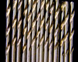 PARCEL TWENTY SIZE JEWELER DRILLS 1.3 MM DIAMETER ML