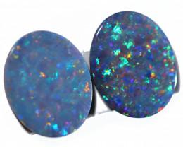2.50 Cts Australian Opal Doublets code CH 1096