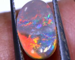 N5 -1.10 cts Dark Opal Stone L. Ridge  AO-527  australiaoutbackopal