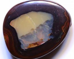 87.77 carats Yowah Opal Cut Stone AB-41