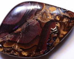 44.64 carats Yowah Opal Cut Stone AB-45