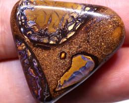57.91 carats Yowah Opal Cut Stone AB-107