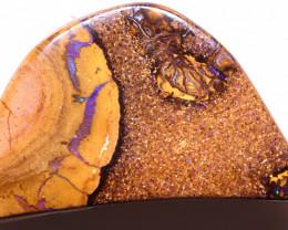 61.99 carats Yowah Opal Cut Stone AB-110