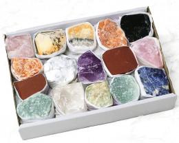 Mixed Crystals Rough Tray - Large
