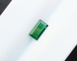 1.60 Carats Natural Tourmaline Cut Stone from Afghanistan