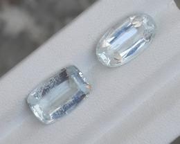7.80 Carats Natural Aquamarin Nice Cut Gemstone