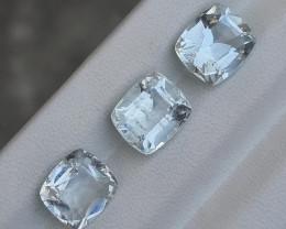 7.70 Carats Natural Aquamarin Nice Cut Gemstone