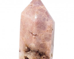 0.727kg Natural Pink Amethyst Large Terminated Point DS911