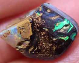 9.01 Carats Koroit Opal Stone  AB-174