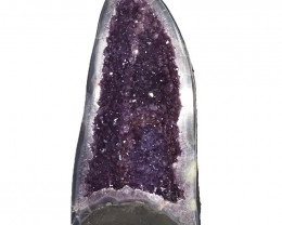 8.24kg Amethyst Cathedral Geode - A Grade DS920