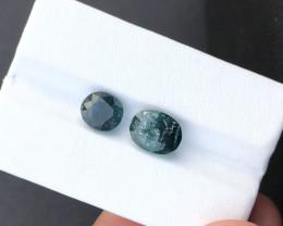 3.05 Carats Natural Tourmaline Cut Stone from Afghanistan