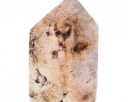 0.593kg Natural Pink Amethyst Large Terminated Point DS940