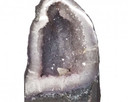 16.35kg Amethyst Cathedral Geode - B Grade DS978