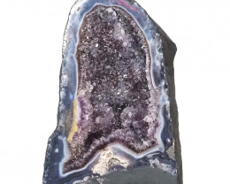 18.30kg Amethyst Cathedral Geode DS993