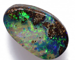 1.52 carats Boulder Opal Cut Stone AB-330
