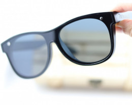 Big Lens Wood Polarized Glasses Eyewear - Sunglasses - SUN 04