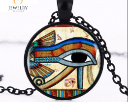 The Eye of Horus Pendant .Ancient Egypt Egyptian OPJ2619